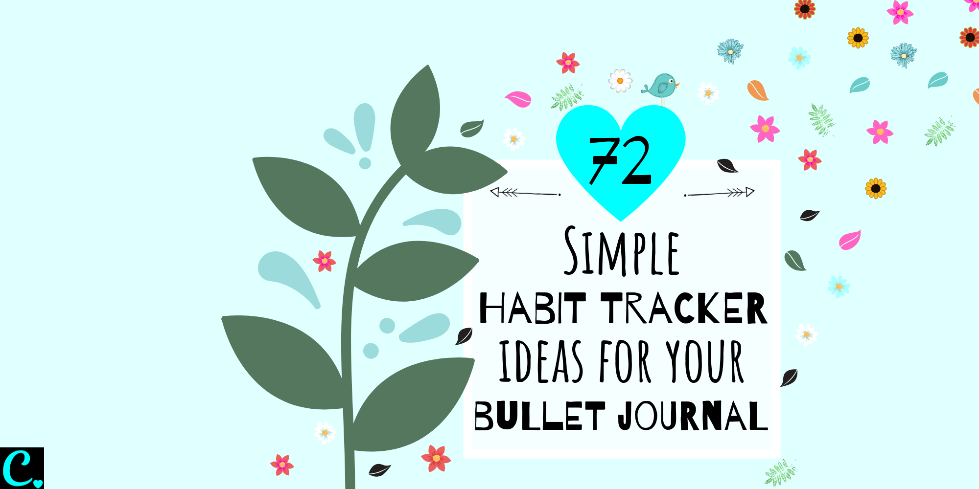 72 Habit tracker Ideas For Your Bullet Journal | Get better habits with these ideas you can track in your bujo, including financial trackers, relationship trackers, health & fitness trackers, self care trackers & more #habittracker #bulletjournal #bulletjournalhabittracker #habittrackerlayout