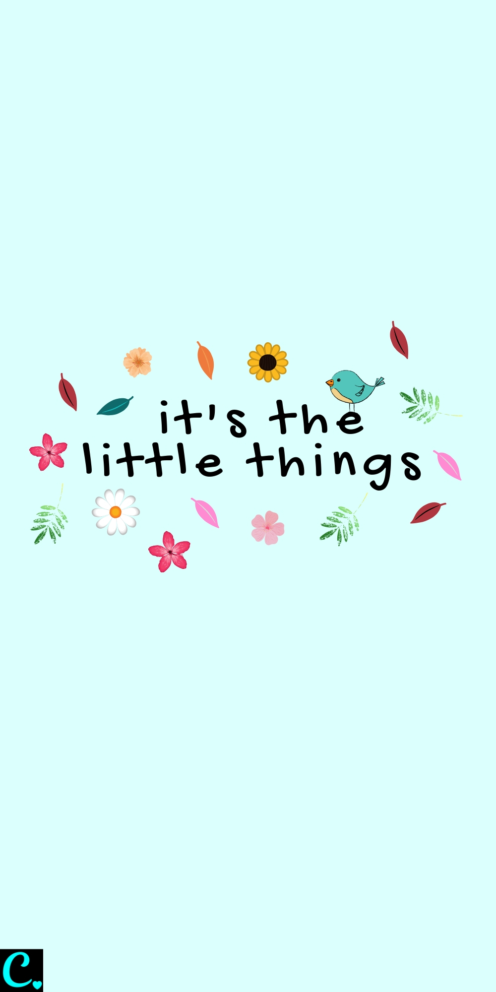 It's the little things quote | positive quote | inspirational quote | Happiness quotes #happinessquote #positivequote #inspirationalquote