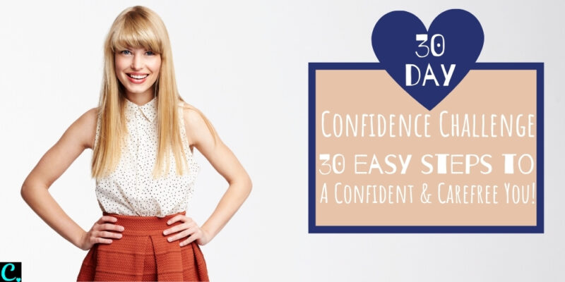 30 Day Confidence Challenge feature