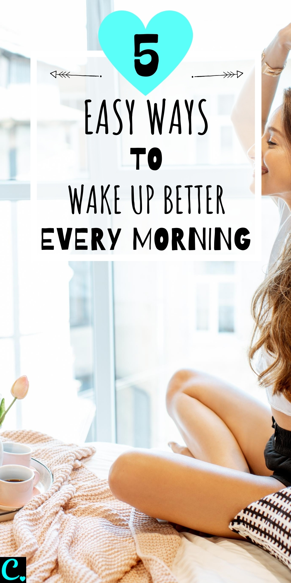 How To Wake Up In The Morning: 5 Tips You Need To Start Today! #morningroutine