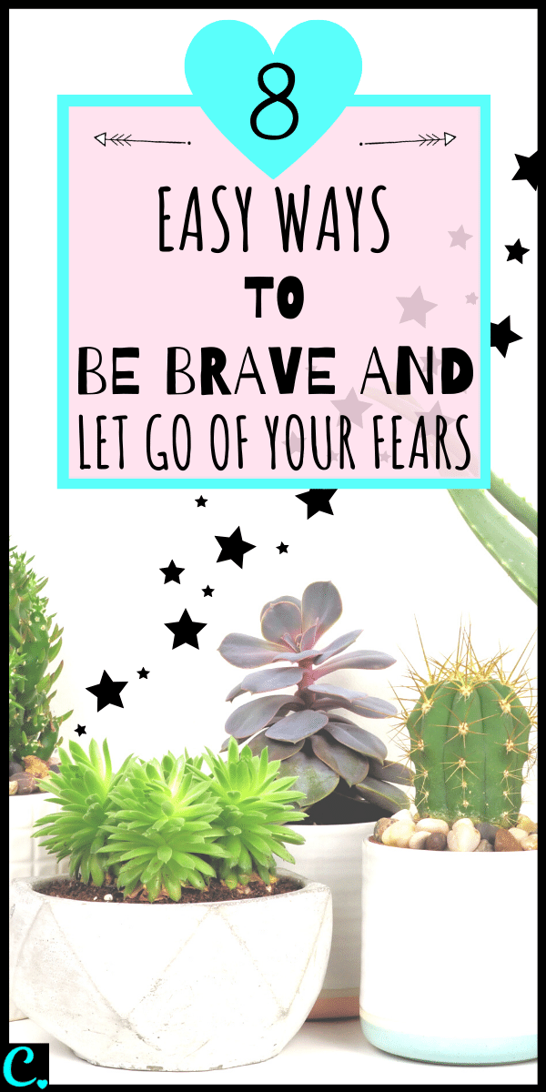 How To Be Brave and Confident: 8 Ways To Face Your Fears! #howtobebrave