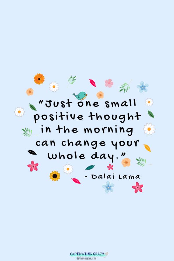Monday quote Dalai Lama