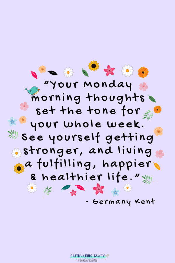 Monday Quote Germany Kent