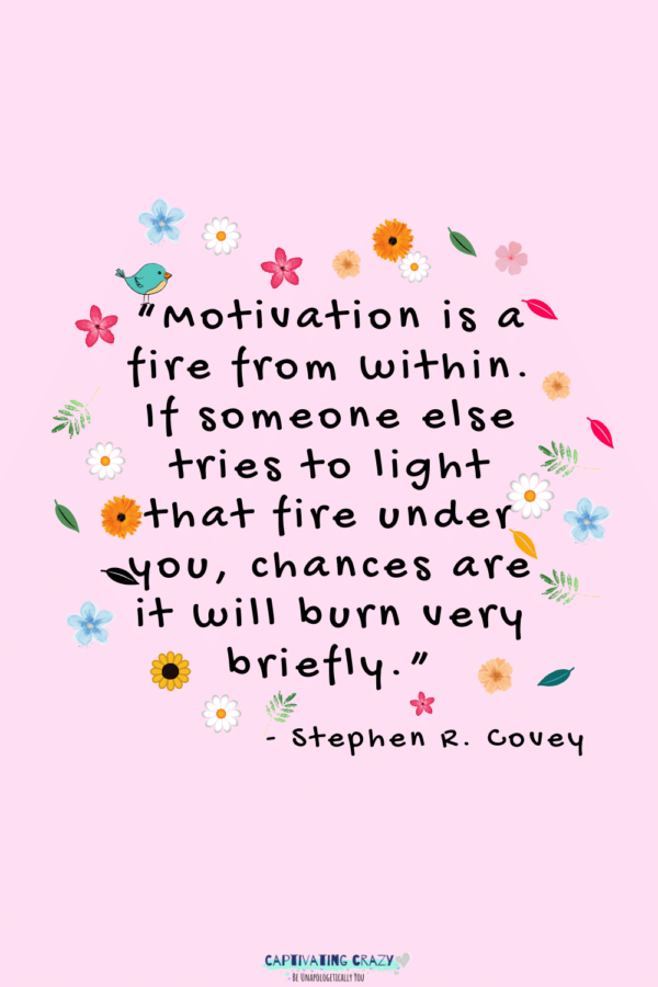 Monday quote Stephen R. Covey