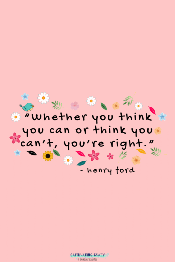 Motivation Monday quote Henry Ford