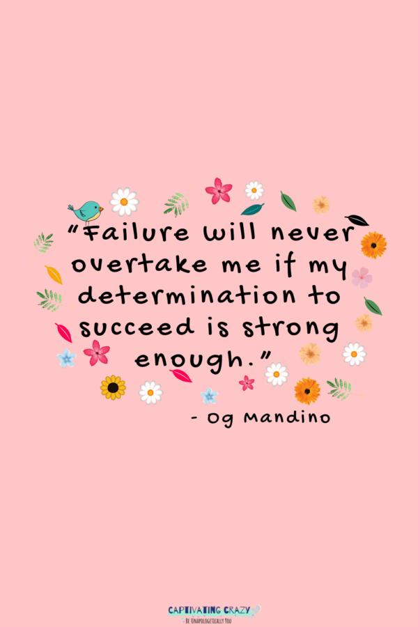 Monday quote Og Mandino