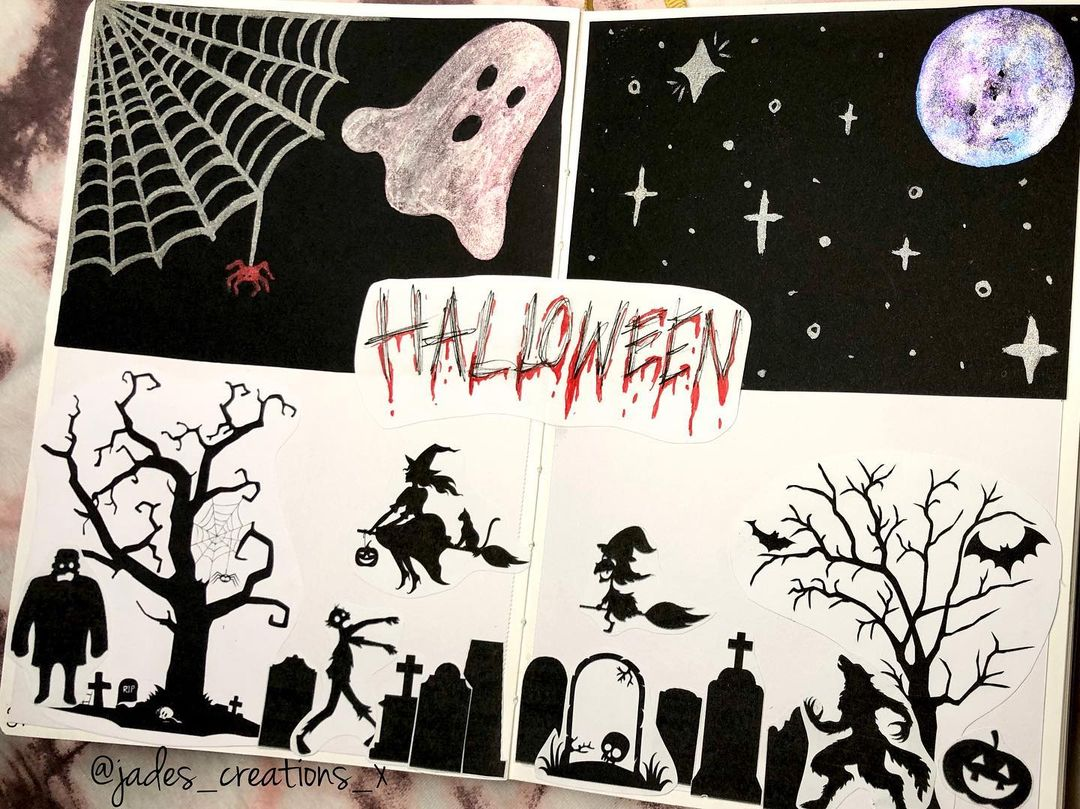 Halloween Cover Page