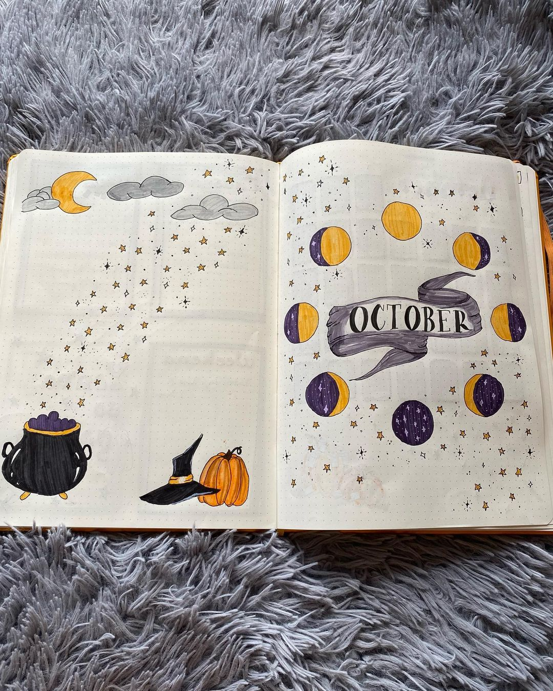 Moon and Witch Cover Page