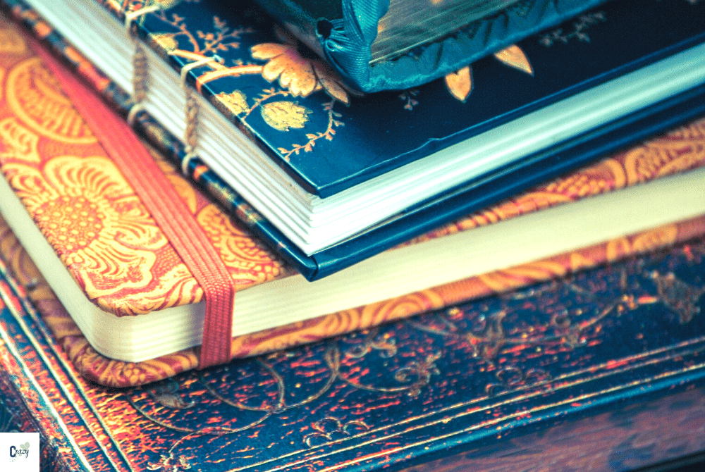 journals for women's self care